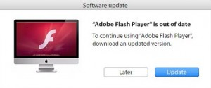Flash player update Mac